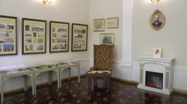 Відкрився оновлений музейний комплекс архітектора Бекетова (відео)