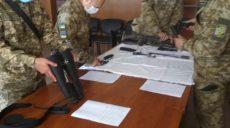 Харьковский погранотряд готовит технику и вооружение к зиме