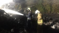 Авиакатастрофа под Харьковом. Продолжаются поиски трех человек