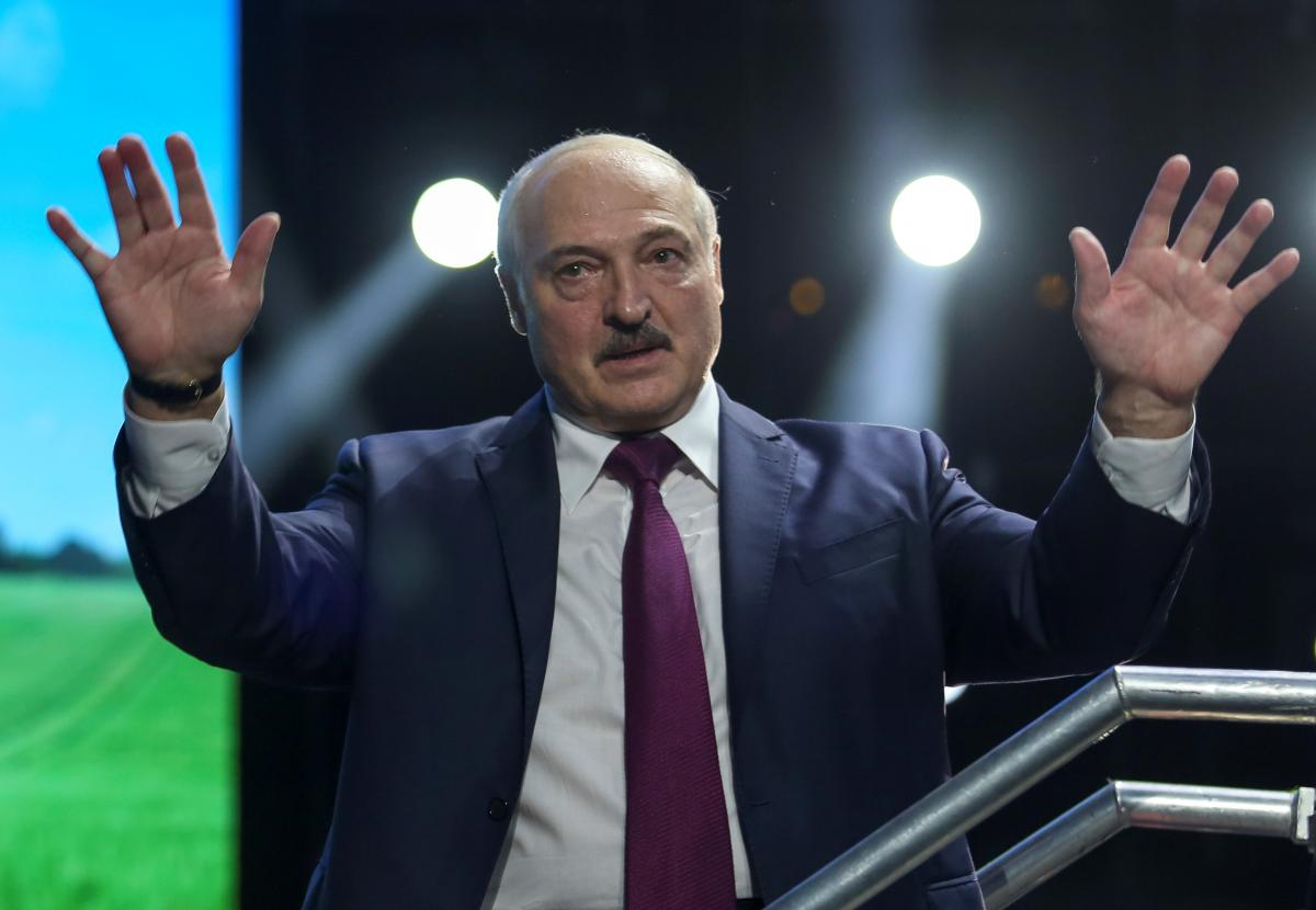 США и Канада не признают Лукашенко легитимным президентом