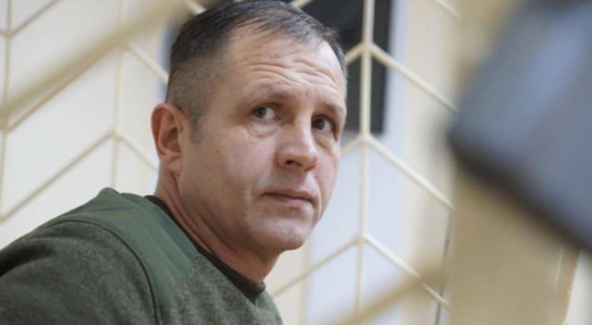 В ночь на 8 сентября был сильно избит Владимир Балух, бывший узник Кремля