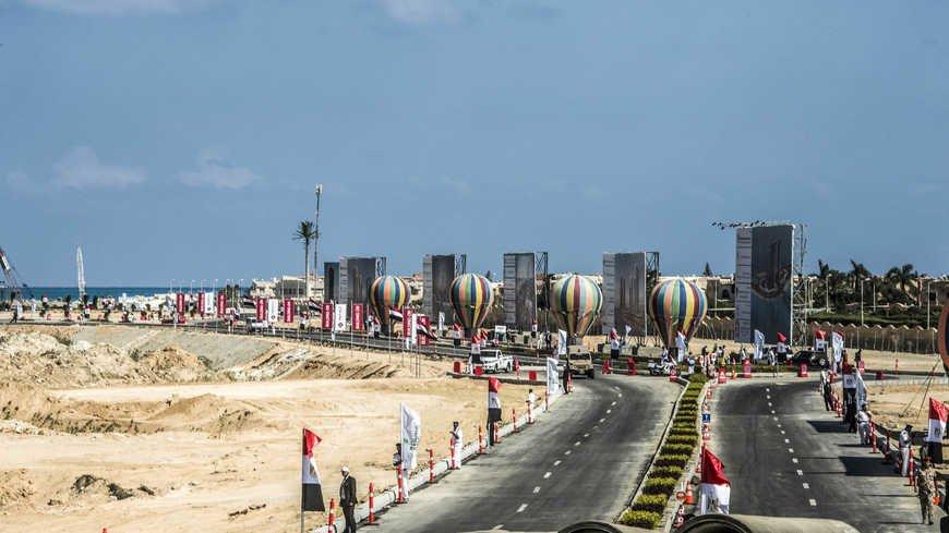 У Єгипті незабаром з'явиться новий курорт на Середземному морі