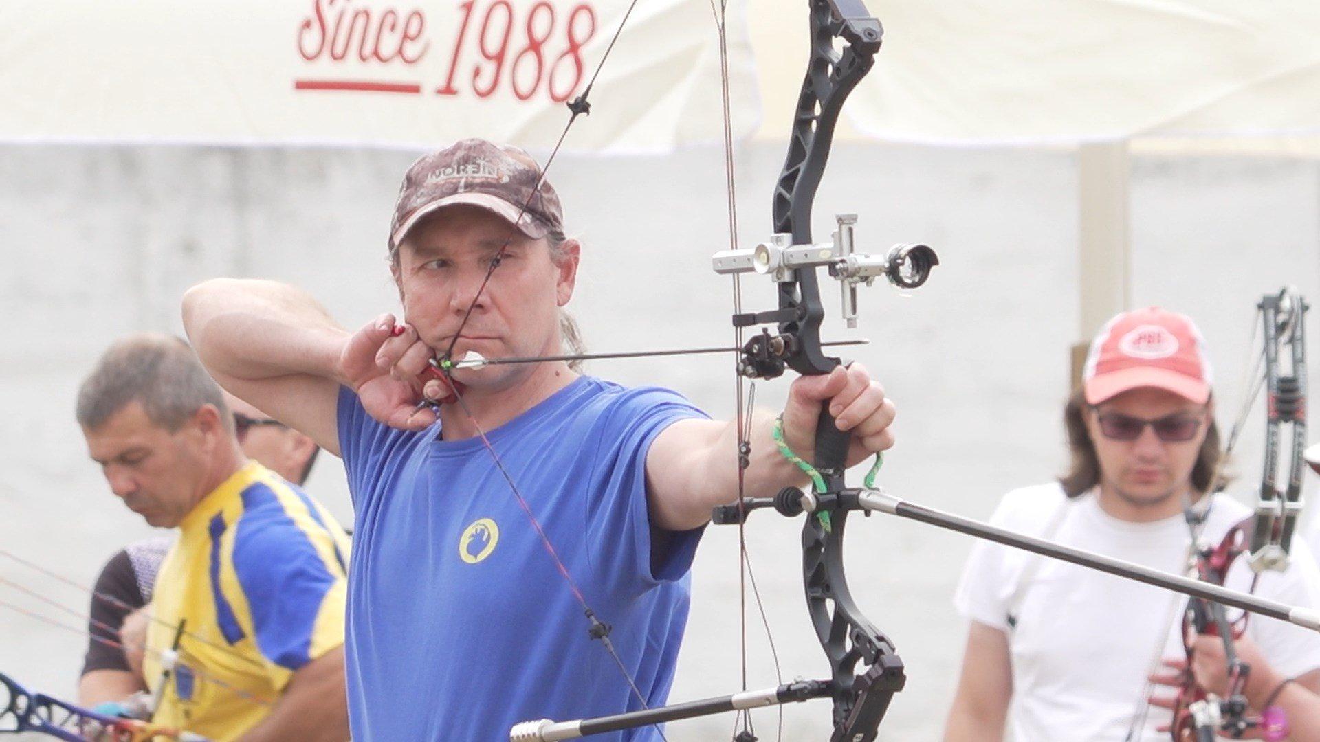 Харьковские лучники выиграли медали чемпионата Украины (фото)