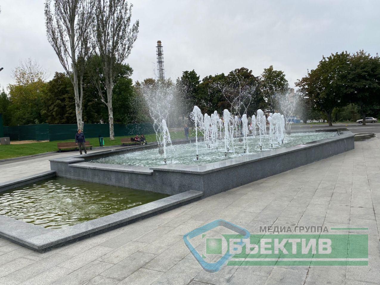 У парку Перемоги в Харкові орудують вандали (фото)