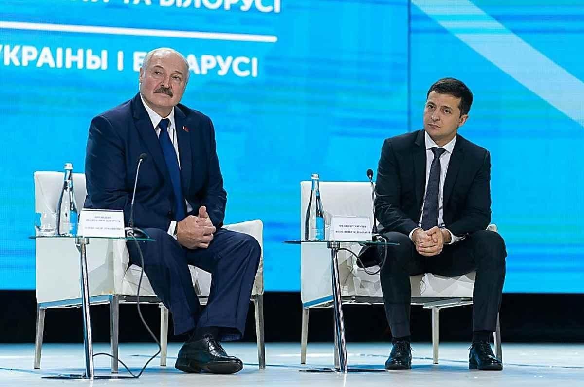 Візит президента України Володимира Зеленського до Білорусі скасовано