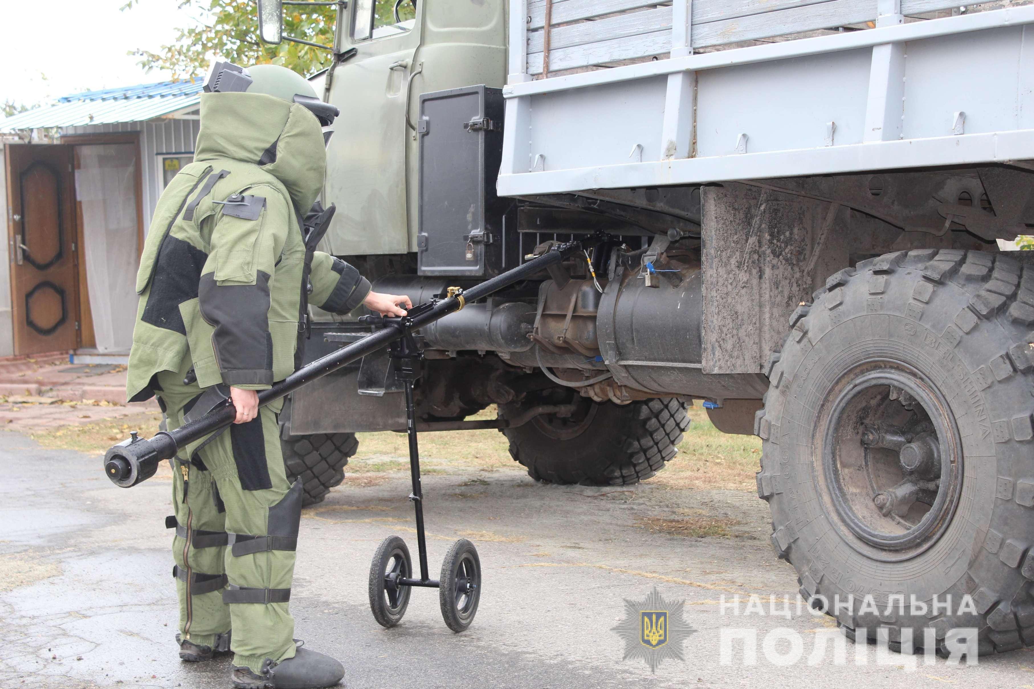 На земле, под землей и в небе: на Харьковщине прошли антитеррористические учения (видео, фото)