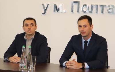 ГБР в Полтаве возглавил Денис Маньковский