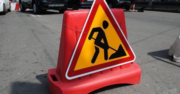 На участке Московского проспекта до ноября закроют движение транспорта