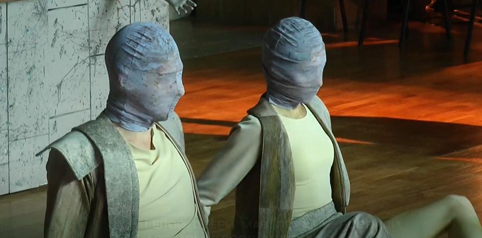 Музично-театральна резиденція у ХНАТОБі завершилася двома унікальними прем'єрами (відео)