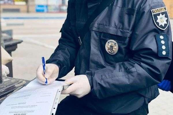 Як на Харківщині порушують виборче законодавство – поліція