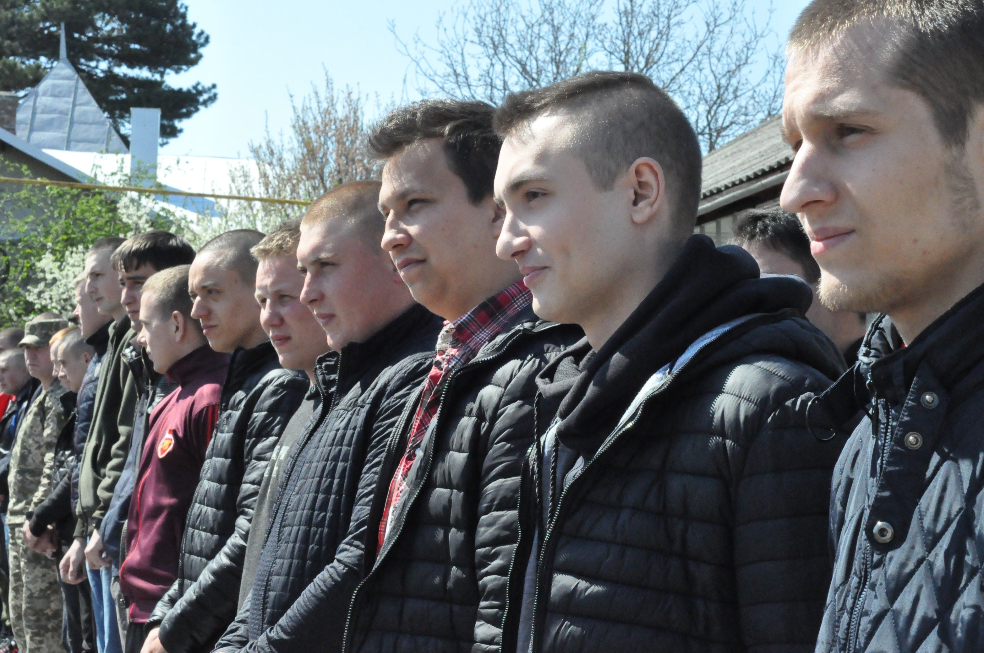 Осенний призыв: 953 жителей Харьковской области призовут в армию