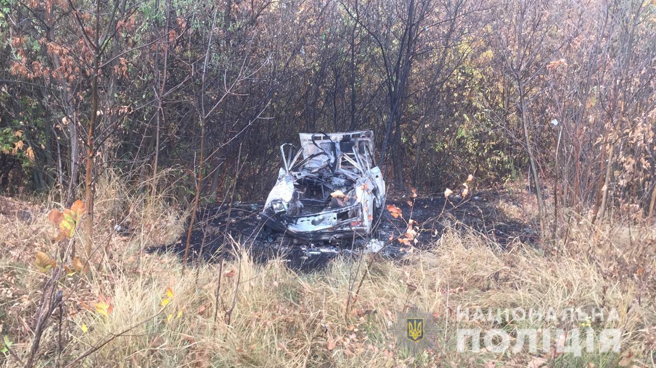 В Харьковском районе двое мужчин угнали автомобиль