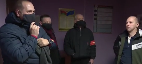 """В Беларуси создают """"добровольные дружины"""", которые должны помогать милиции """"сохранять правопорядок"""""""