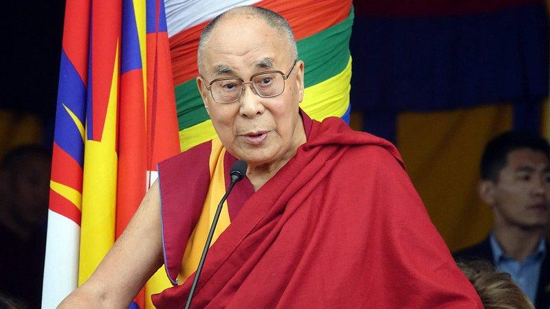 20 октября украинцы смогут пообщаться с Далай-ламой