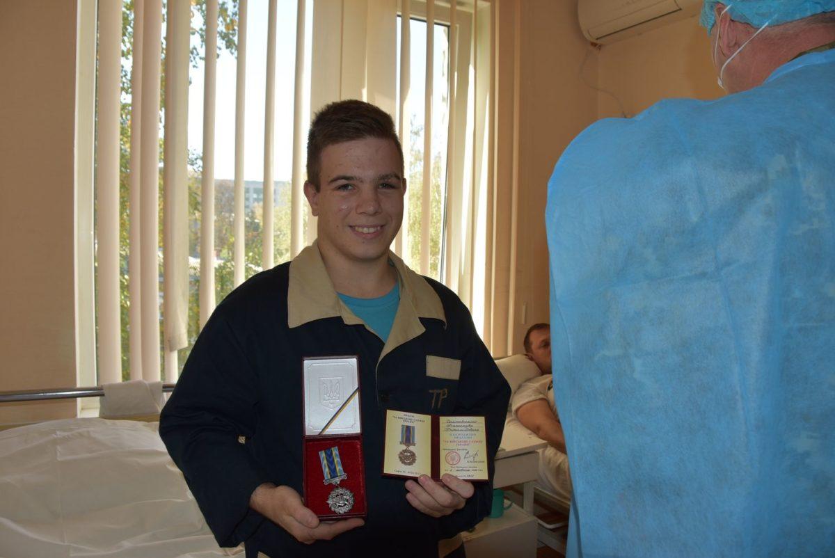 Единственный курсант, который выжил при падении самолета Ан-26, не будет бросать университет