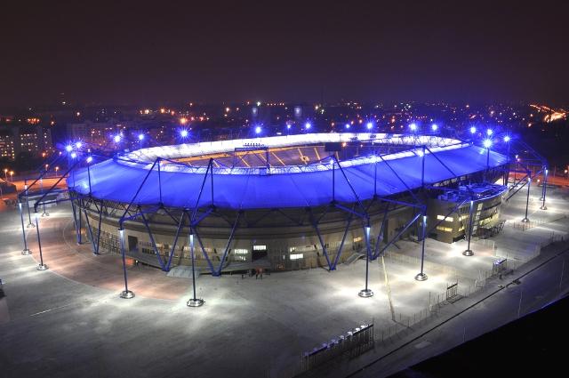 """После переезда """"Шахтера"""" в Киев в областном бюджете Харьковщины увеличились расходы на содержание стадиона"""
