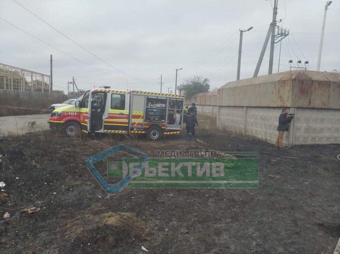 Взрыв на газоперерабатывающей станции под Харьковом: двое человек погибли, девять пострадали (фото)