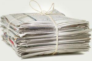 О чем писали газеты Харькова 100 лет назад