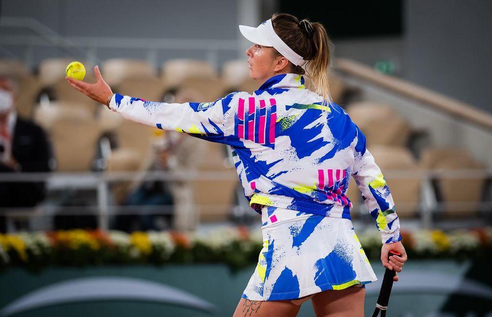 Свитолина осталась на 5-м месте в рейтинге WTA