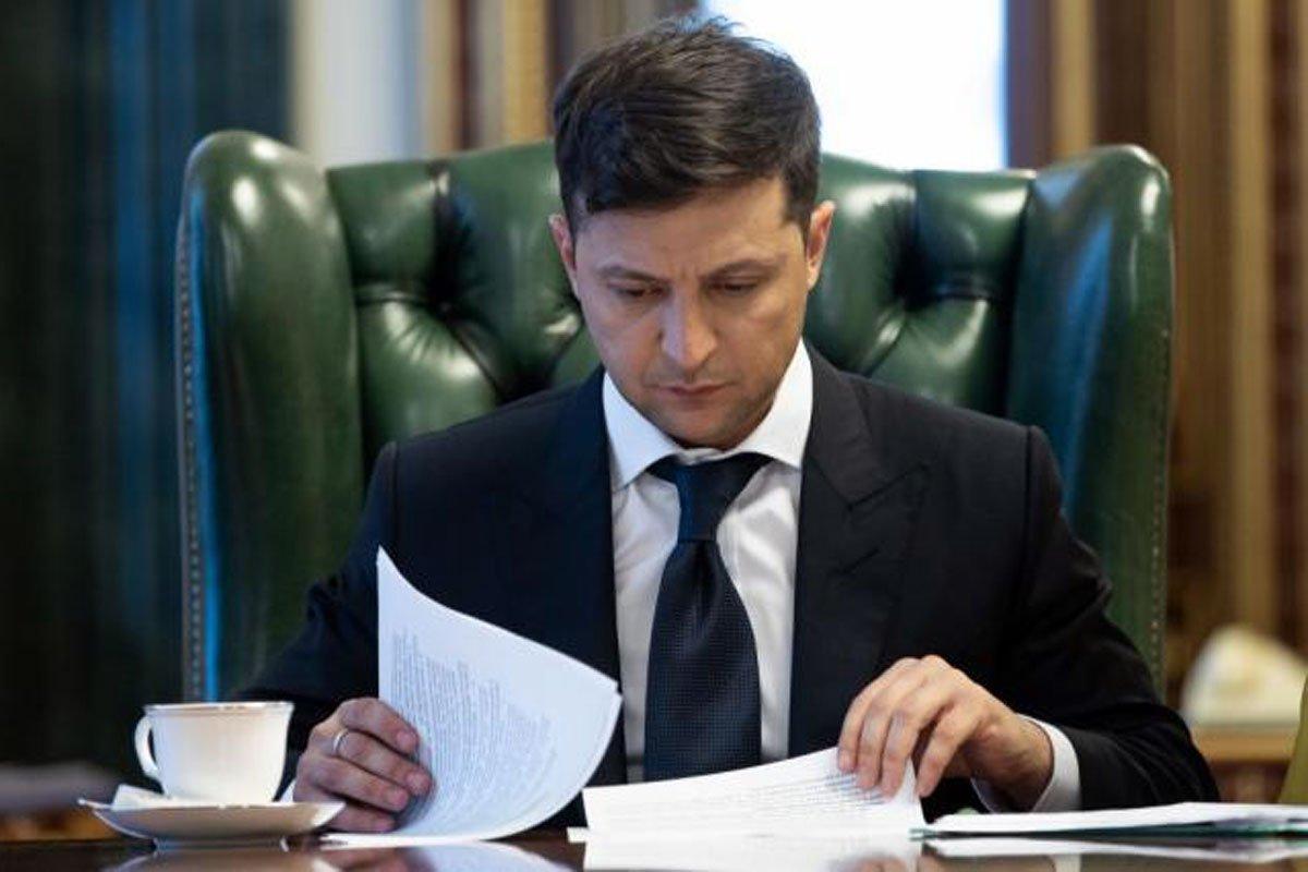 Зеленский вывел Хомчака из состава СНБО