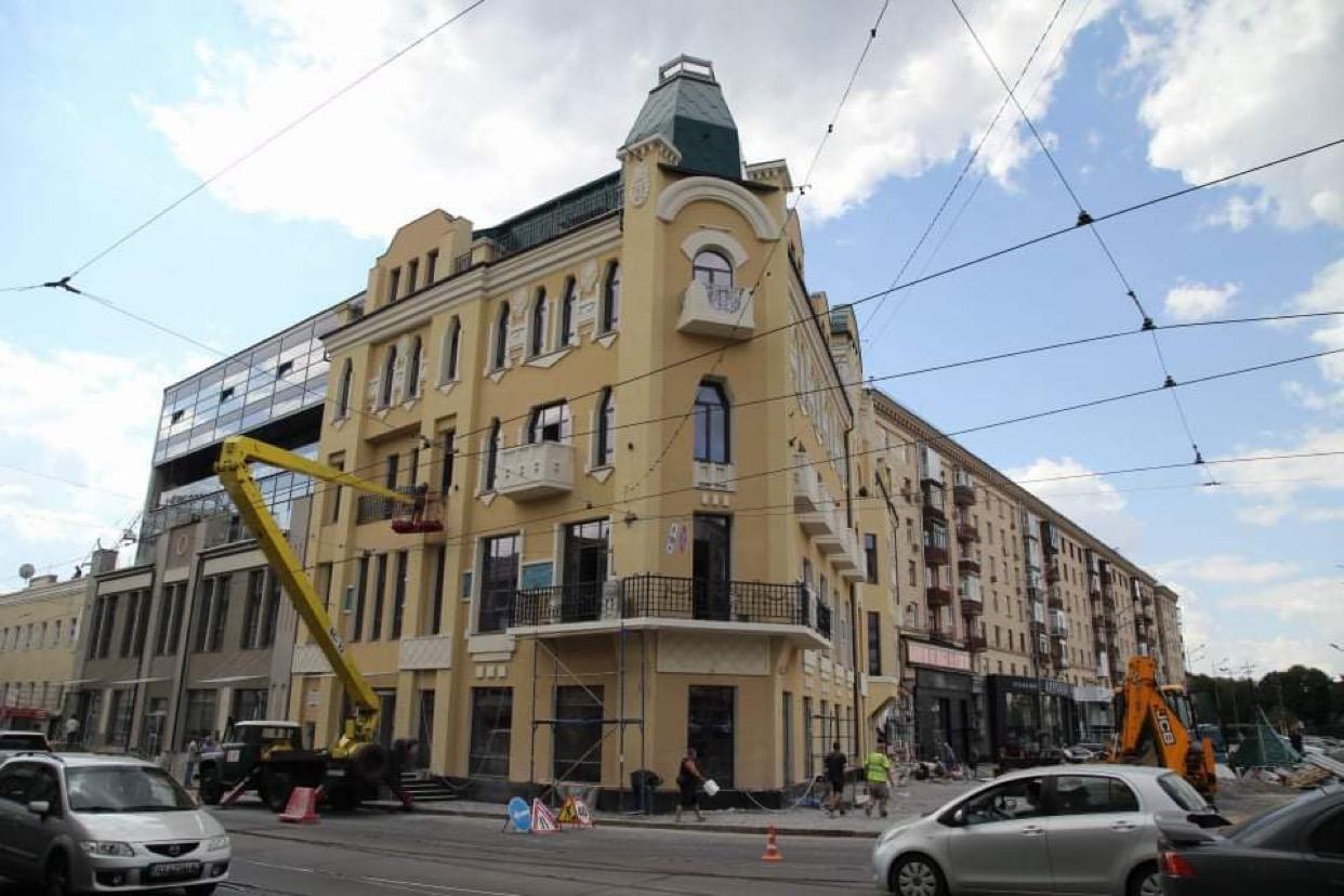 На реконструкцию здания городского БТИ хотят выделить еще 74 млн грн