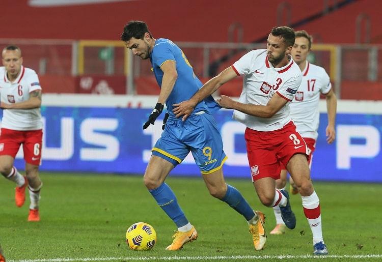 Польша – Украина – 2:0. Шевченко доволен игрой, но не результатом