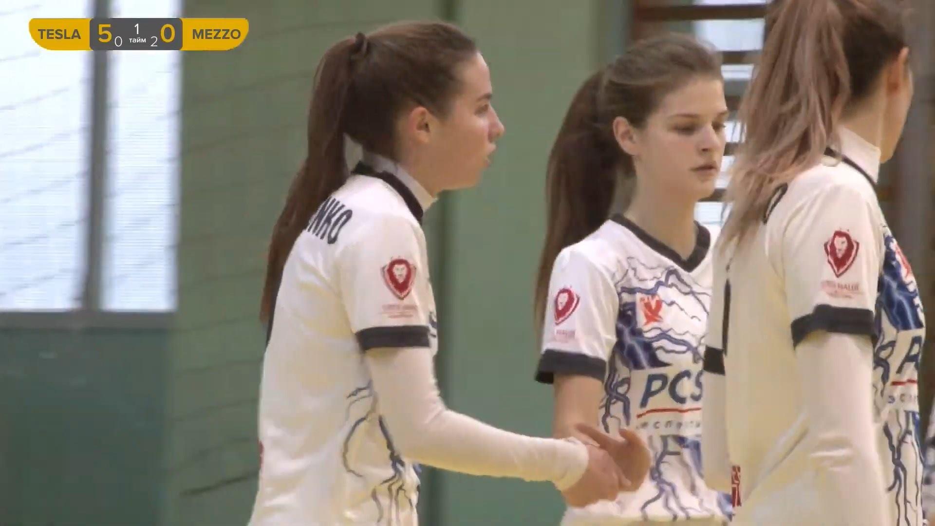 Харьковчанки открыли сезон в футзальном чемпионате Украины (фото)