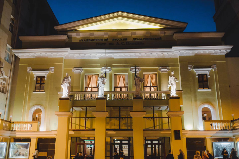 Итоги, планы, достижения: Харьковский театр Пушкина отмечает 87-летие