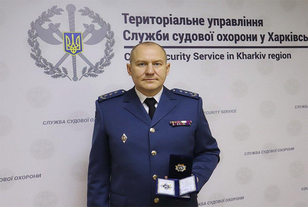 Полковник судебной охраны задержал уличного грабителя (фото)