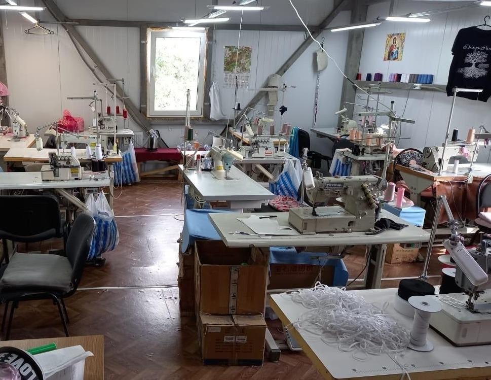 В Харькове подделывали продукцию всемирно известных торговых марок (фото)