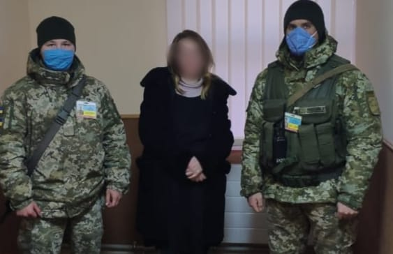 В Харькове поймали мошенницу из России (фото)