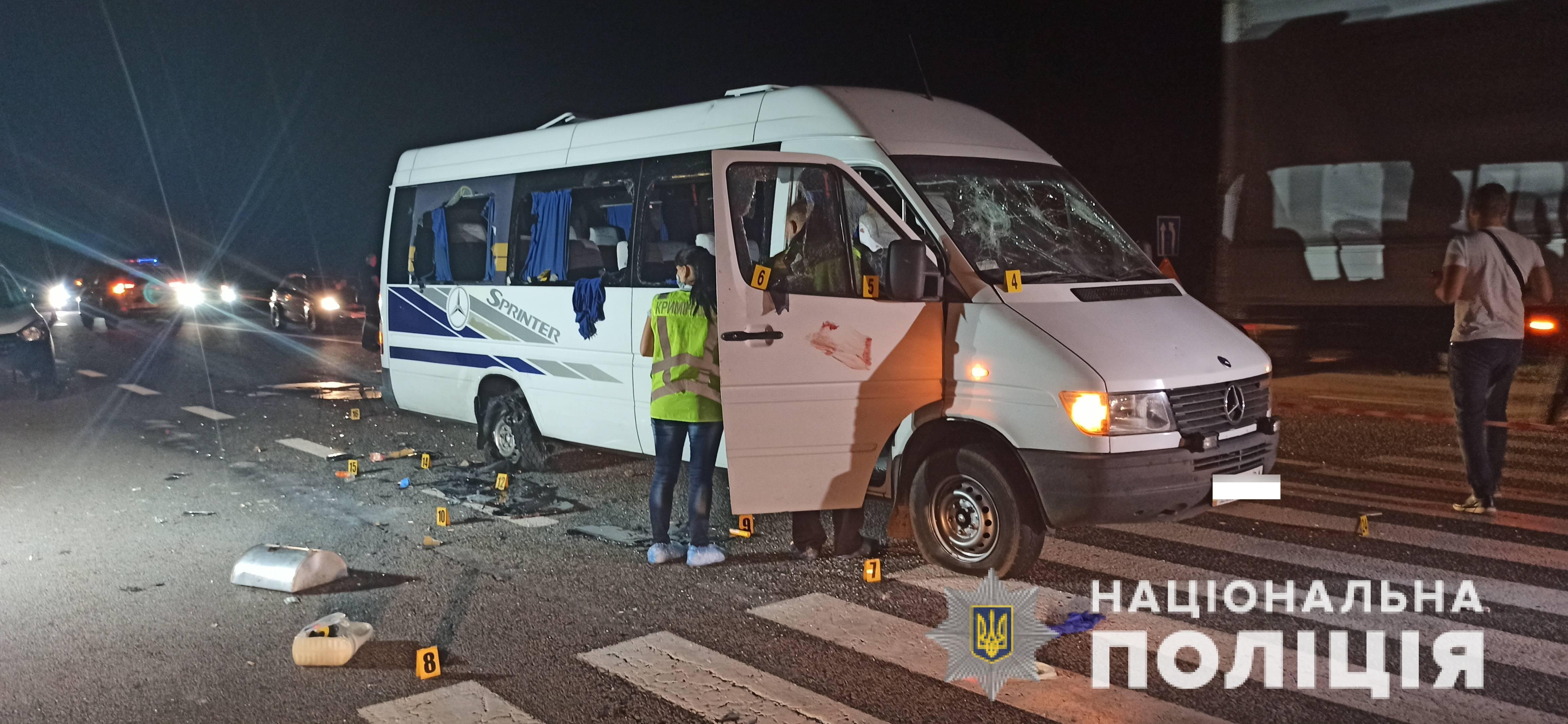 В прокуратуре сообщили о мере пресечения подозреваемым в нападении на автобус в Люботине