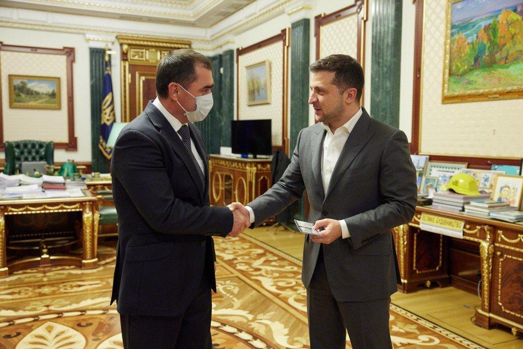 Зеленский назначил сумским губернатором Хому