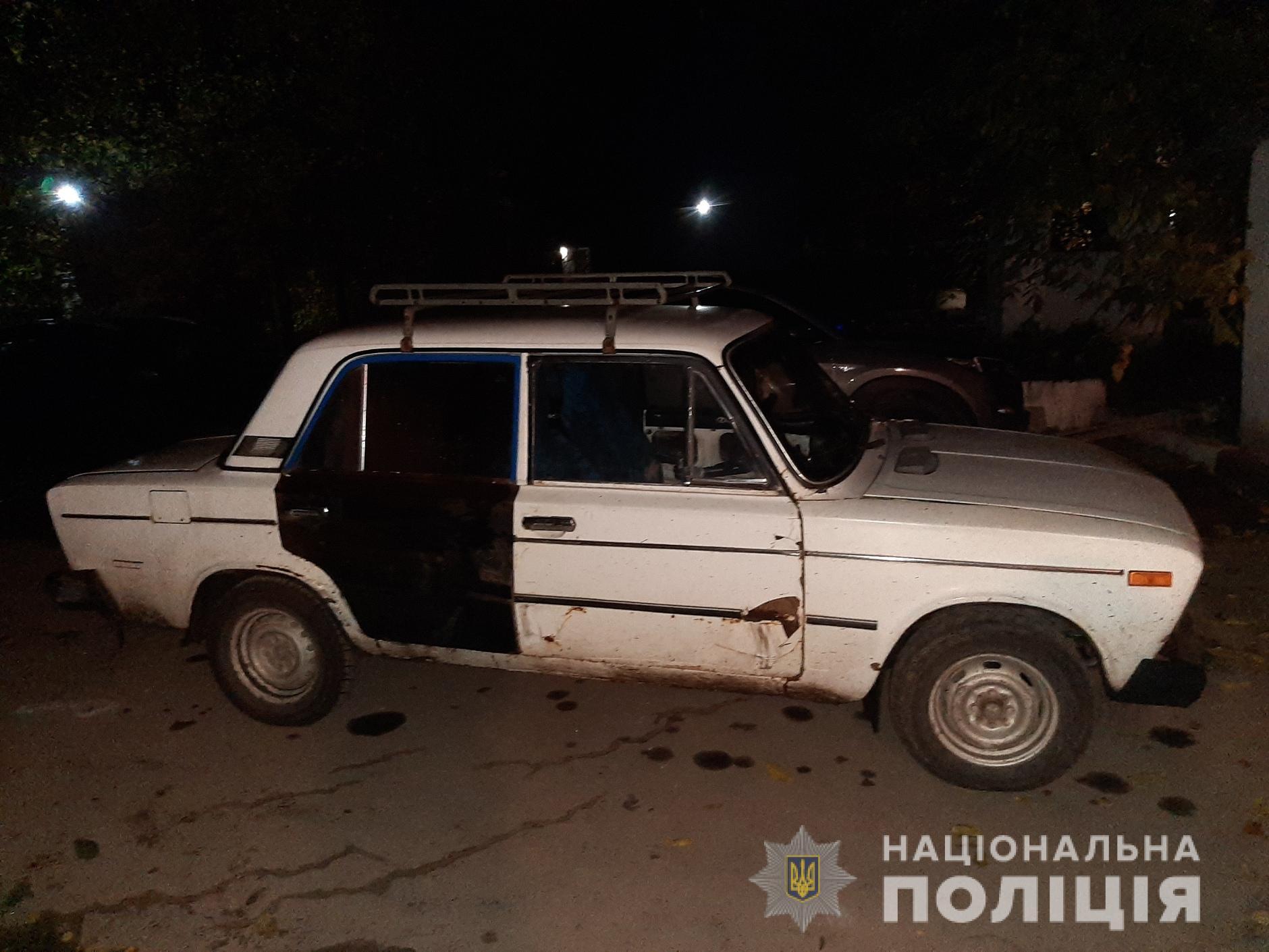В Харьковской области охотники обстреляли легковой автомобиль, пострадали пассажиры (фото)