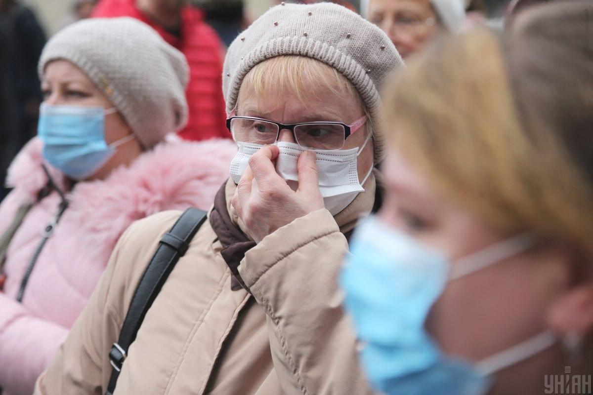 Має закривати рот та ніс: харків'ян штрафуватимуть за відсутність або неправильно надіту маску