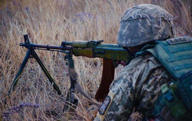 В зоне ООС боевики 5 раз нарушили режим тишины: пострадавших нет