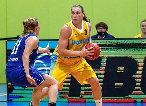 Українські баскетболістки вибороли перемогу на шляху до Євробаскету-2021