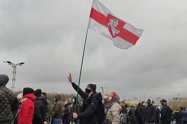 Больше 700 человек задержали в ходе акций протеста в Беларуси