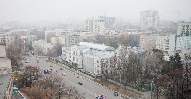 Завтра в Харькове – до 3 градусов тепла