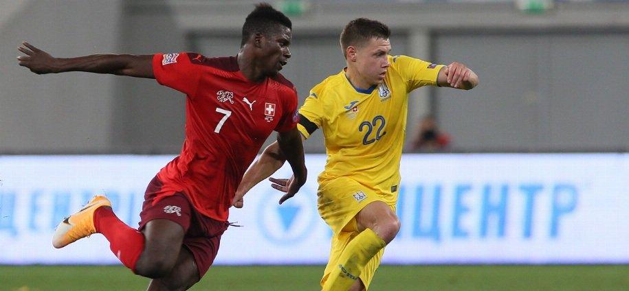 Матч заключительного тура Лиги нацийШвейцария – Украина не состоится