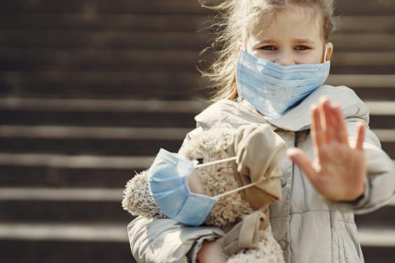 115 детей с COVID-19 в Харькове подключены к кислороду