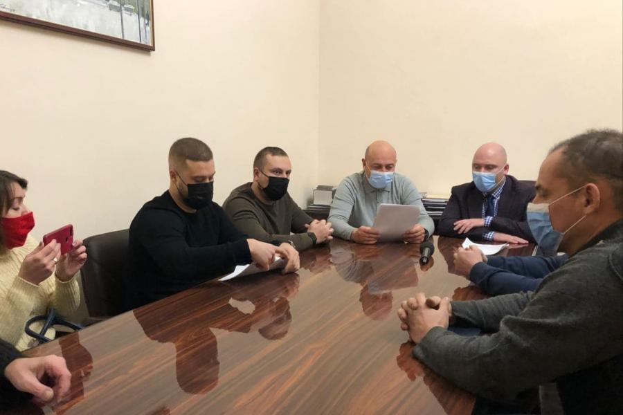 """Первой справкой на столе Айны Тимчук будет справка о """"коксохиме"""""""