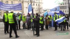 """""""Людині праці – гідне життя"""": у Харкові пікетували члени профспілок (фото)"""