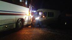 У Центрі ектреної допомоги розповіли про стан пасажирів, що постраждали при зіткненні автобусів