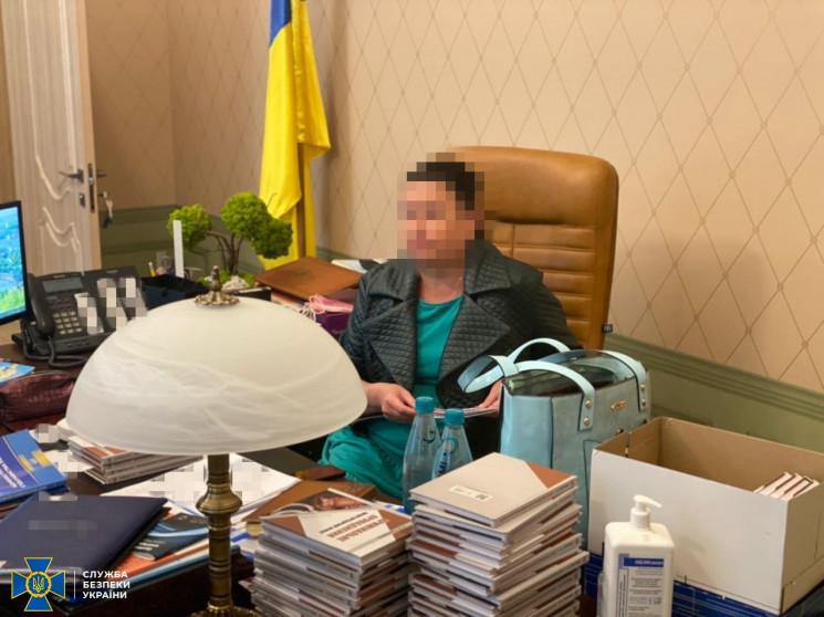 Высший антикоррупционный суд отстранил от должности председателя Харьковского окружного админсуда
