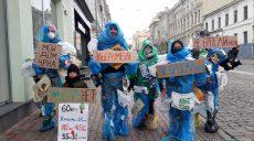 В Украине снова пытаются запретить пластиковые пакеты