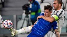 Украина опустилась на 12-е место в таблице коэффициентов УЕФА