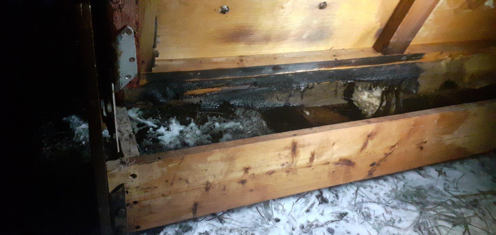 Спасатели ликвидировали пожар в частном доме