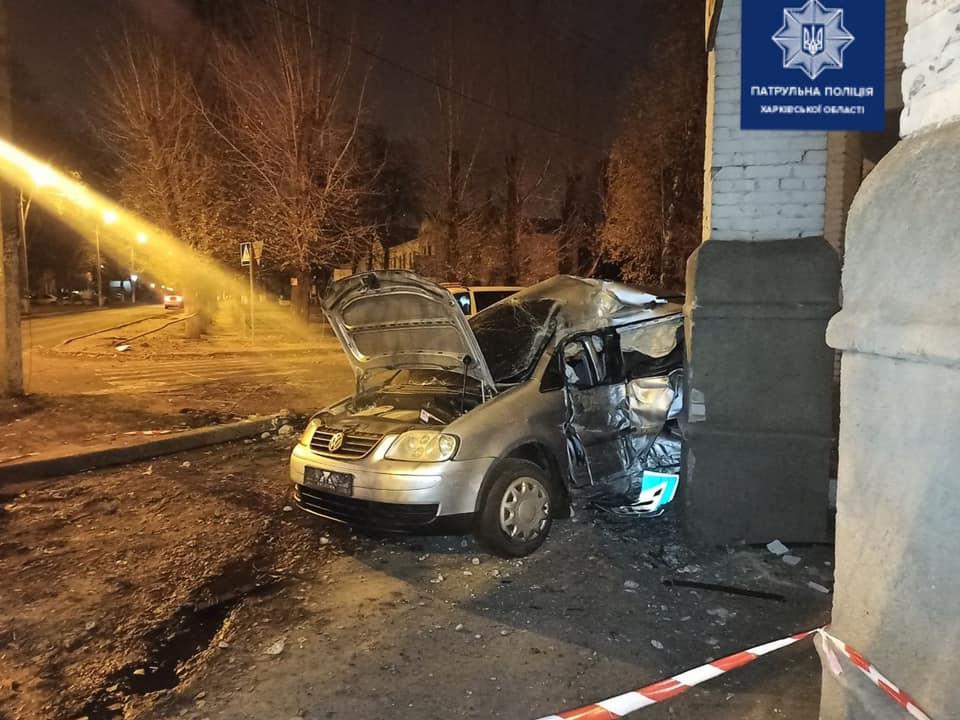 Стали известны подробности вечерней погони по улицам Харькова (фото)