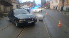 Полиция ищет свидетелей аварии на ул. Гольдберговской, в которой погибла женщина (фото)